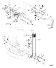 Схема Steering Arm