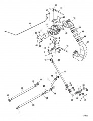 Схема Турбонагнетатель