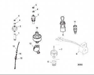 Схема Датчики и сенсоры