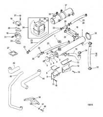 Закрытая система охлаждения (18390A6 / A8)