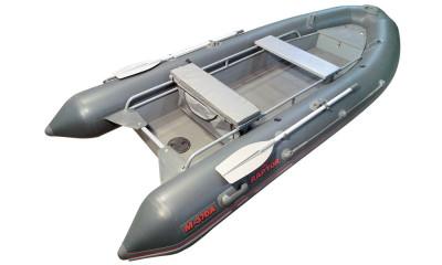 Алюминиевый РИБ «Раптор М-370» Аватар