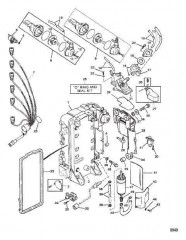 Схема Система контроля топлива (0G366999 и ниже)