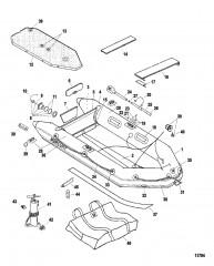 Модели Air Deck (Белый)