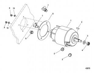 Комплект штурвала рулевого управления – стандартный (20 куб. дюйм.)