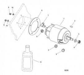 Комплект штурвала рулевого управления – стандартный (891665Q01, Q02, Q04, Q05)