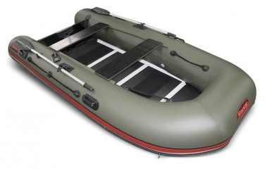 Надувная ПВХ лодка «Комбат CMB-380» (оливковая) Аватар