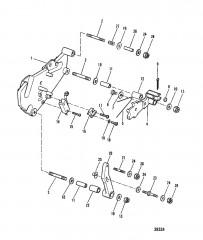 Shift Bracket (OLD DESIGN)