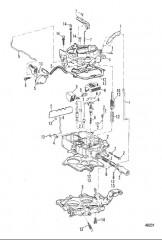 КАРБЮРАТОР (Трубка визуального контроля на топливном насосе)