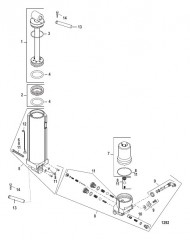 Схема Manual Tilt