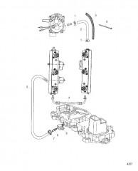 Схема Воздушные шланги