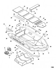 Надувные лодки Quicksilver (380 / 380E) (стр. 2)