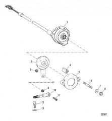 Комплект индикатора рулевого механизма