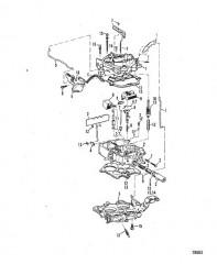Схема КАРБЮРАТОР (260)