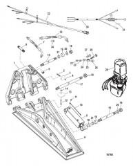 K Plane, 380S (транцевая плита) Совместимость со SmartCraft