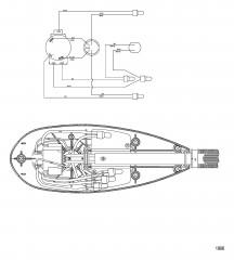 Схема электрических подключений (Модель BD1250)