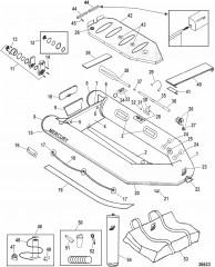 Модель Mercury Air Deck (285 Limited – белый)