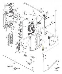 Схема Компоненты распределительной коробки