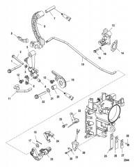 Рычажный механизм
