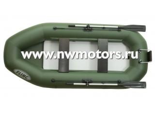 Надувная лодка ПВХ FLINC F300ТLA(Цвет: Зеленый)