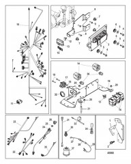 Схема Electrical Components Digital