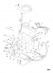 Электрические компоненты (Зажигание)