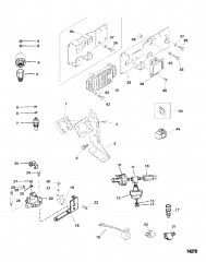 Электропроводка и электрические компоненты