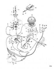 Компоненты системы электрического пуска
