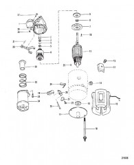Starter Assembly (50-17251A3)