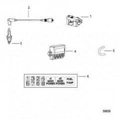 Электрическое вспомогательное оборудование