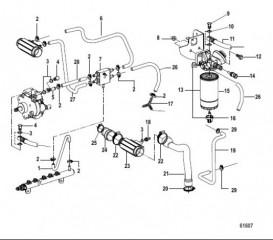 Схема Fuel Filter Design II