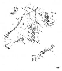 Катушка зажигания/регулятор напряжения