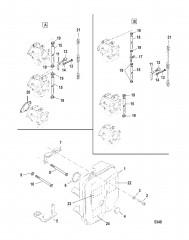 Схема Attenuator Plate