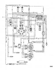 Жгут проводов в сборе (Сер. номер 0M052848 и выше)