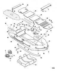 Схема Надувные лодки QS (270 / 300 / 330) (стр. 1)