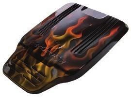 Крышка двигателя – Красное пламя Аватар