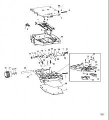 Ножная педаль в сборе (M0099101)