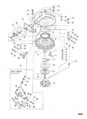 Схема РУЧНОЙ СТАРТЕР