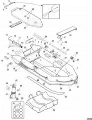 Модели Air Deck (Белый, модели 2005/2006)