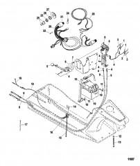 Дистанционное управление и электрические компоненты Rhino Rider