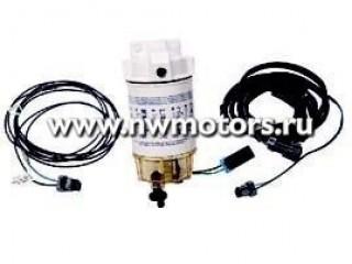 Комплект водоотделительного топливного фильтра для двигателей 150 л.с.