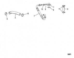 Маслопроводы (6-ЦИЛ.)