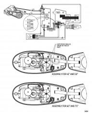 Схема электрических подключений (Модель PTSV109FBD) (36 В)