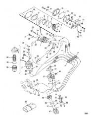Топливный насос/топливопроводы