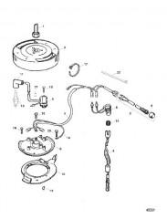 Схема Система зажигания