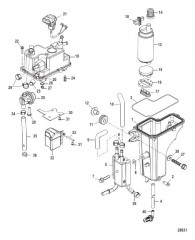 Схема Vapor Separator