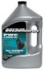 Полностью синтетическое масло PWC для 2-тактных двигателей