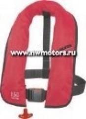Надуваемый вручную спасательный жилет QuickSilver Skipper