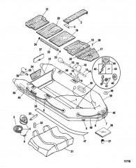 Надувные лодки QS (380) (стр. 1)
