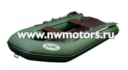 Надувная лодка ПВХ FLINC FT340K