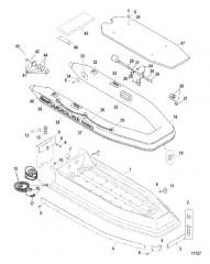 Надувные лодки Quicksilver Rhino I (10.00 фт. – 305R)